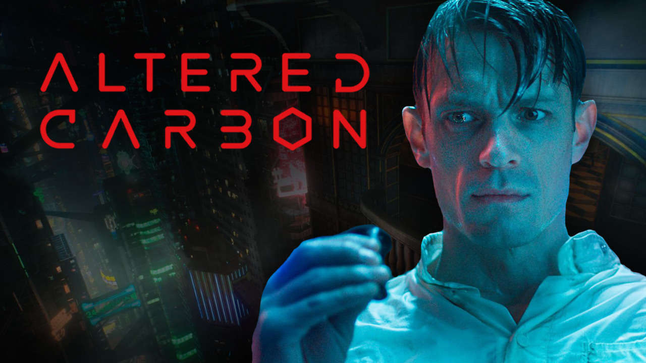 Altered Carbon Dizi önerisi